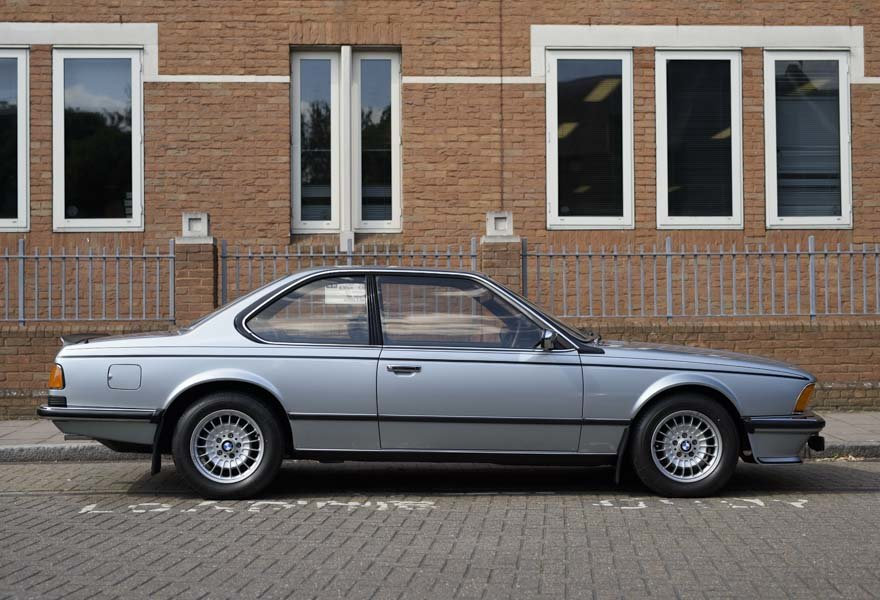 1982 BMW 635 CSiFor Sale In London (RHD) For Sale in London For Sale (picture 5 of 24)