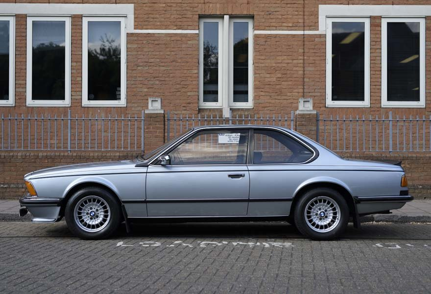 1982 BMW 635 CSiFor Sale In London (RHD) For Sale in London For Sale (picture 6 of 24)