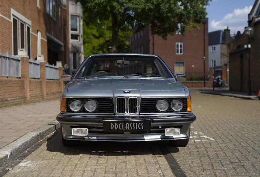 1982 BMW 635 CSiFor Sale In London (RHD) For Sale in London For Sale (picture 7 of 24)