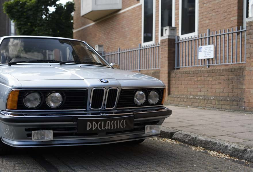 1982 BMW 635 CSiFor Sale In London (RHD) For Sale in London For Sale (picture 9 of 24)