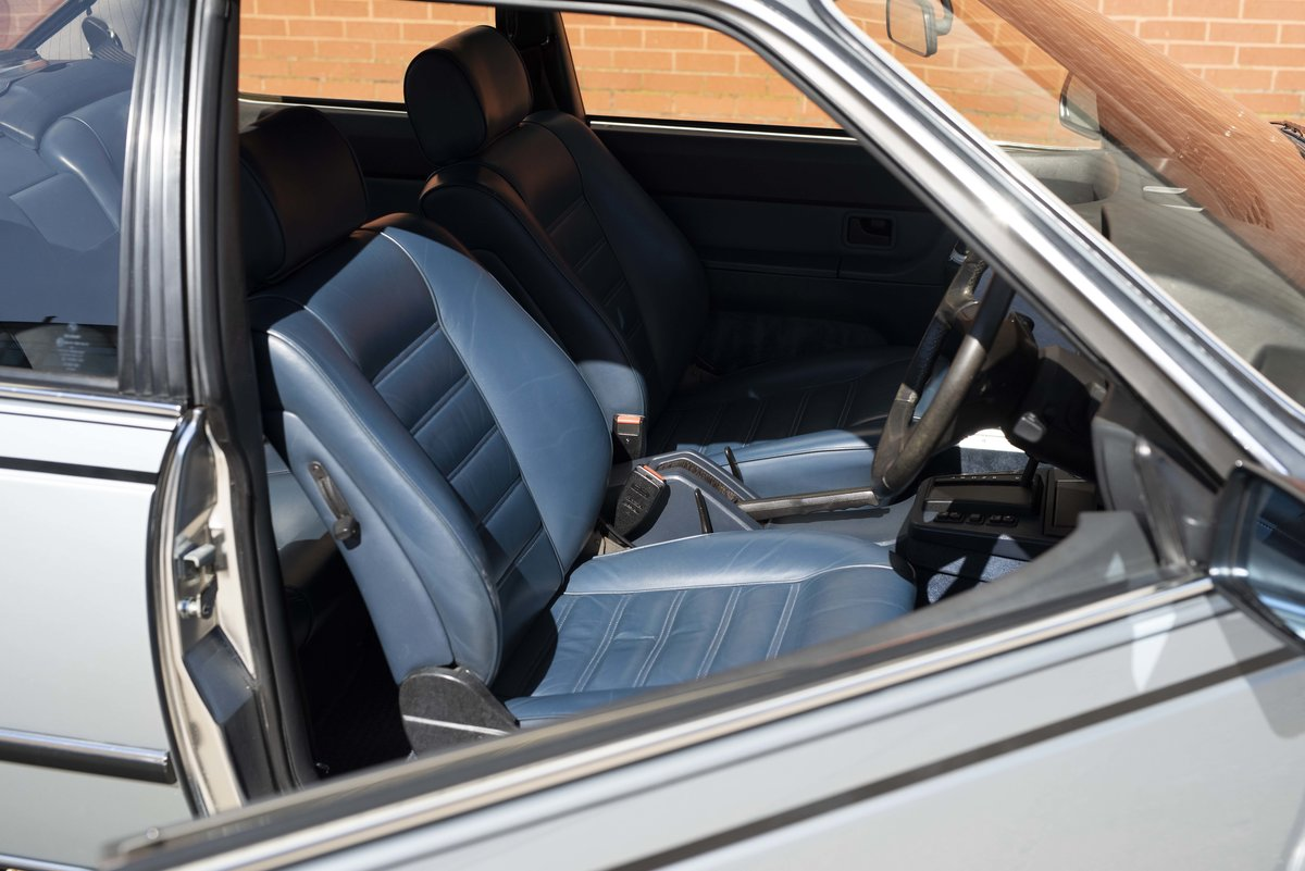 1982 BMW 635 CSiFor Sale In London (RHD) For Sale in London For Sale (picture 15 of 24)