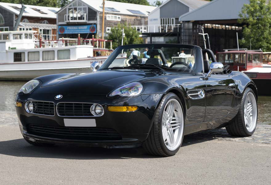 2001 BMW Z8 Roadster (LHD) For Sale In London  For Sale (picture 1 of 19)