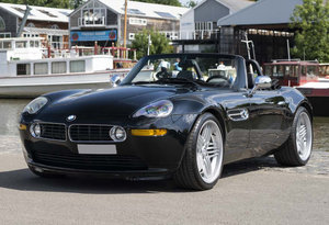 2001 BMW Z8 Roadster (LHD) For Sale In London  For Sale