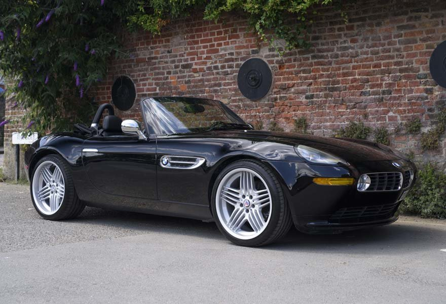 2001 BMW Z8 Roadster (LHD) For Sale In London  For Sale (picture 2 of 19)