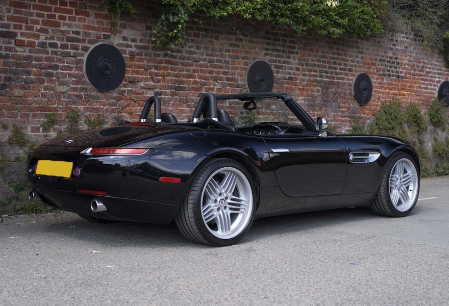 2001 BMW Z8 Roadster (LHD) For Sale In London  For Sale (picture 3 of 19)