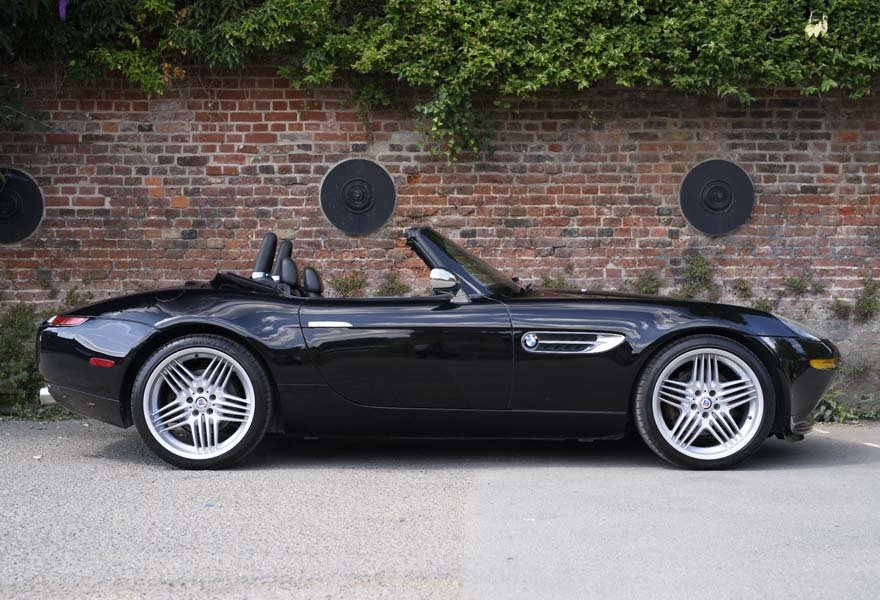 2001 BMW Z8 Roadster (LHD) For Sale In London  For Sale (picture 5 of 19)