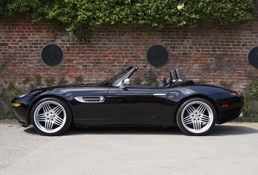 2001 BMW Z8 Roadster (LHD) For Sale In London  For Sale (picture 6 of 19)
