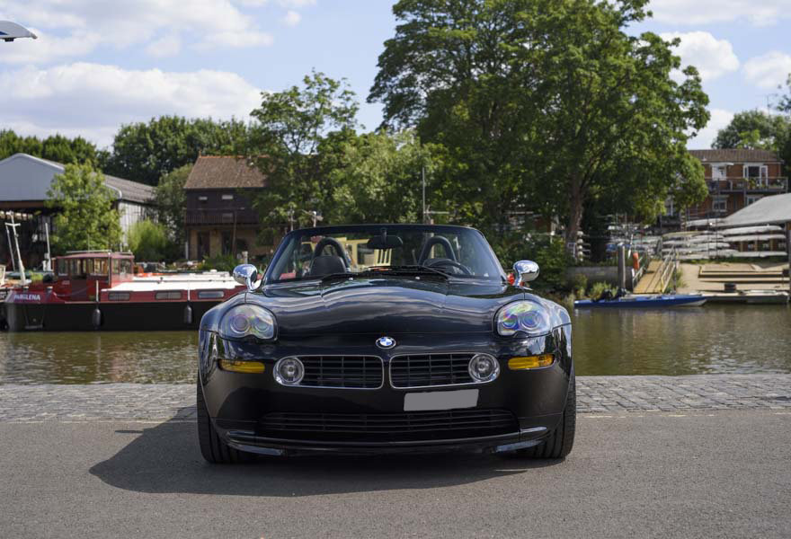 2001 BMW Z8 Roadster (LHD) For Sale In London  For Sale (picture 7 of 19)