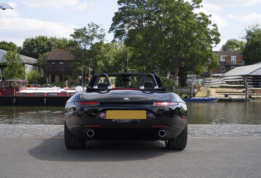 2001 BMW Z8 Roadster (LHD) For Sale In London  For Sale (picture 8 of 19)