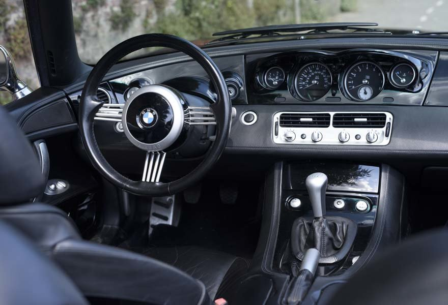 2001 BMW Z8 Roadster (LHD) For Sale In London  For Sale (picture 9 of 19)