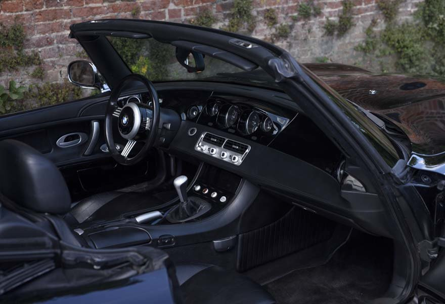 2001 BMW Z8 Roadster (LHD) For Sale In London  For Sale (picture 15 of 19)