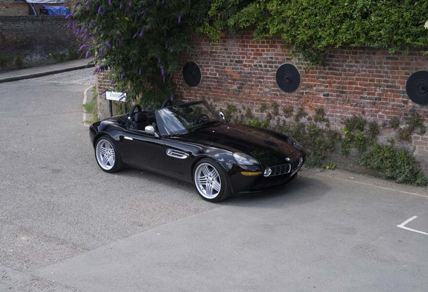 2001 BMW Z8 Roadster (LHD) For Sale In London  For Sale (picture 16 of 19)