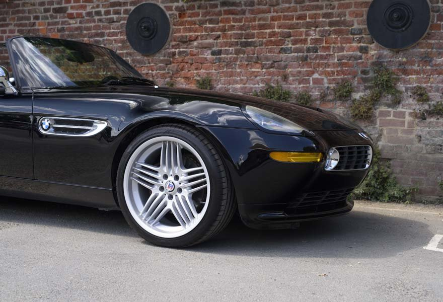 2001 BMW Z8 Roadster (LHD) For Sale In London  For Sale (picture 18 of 19)