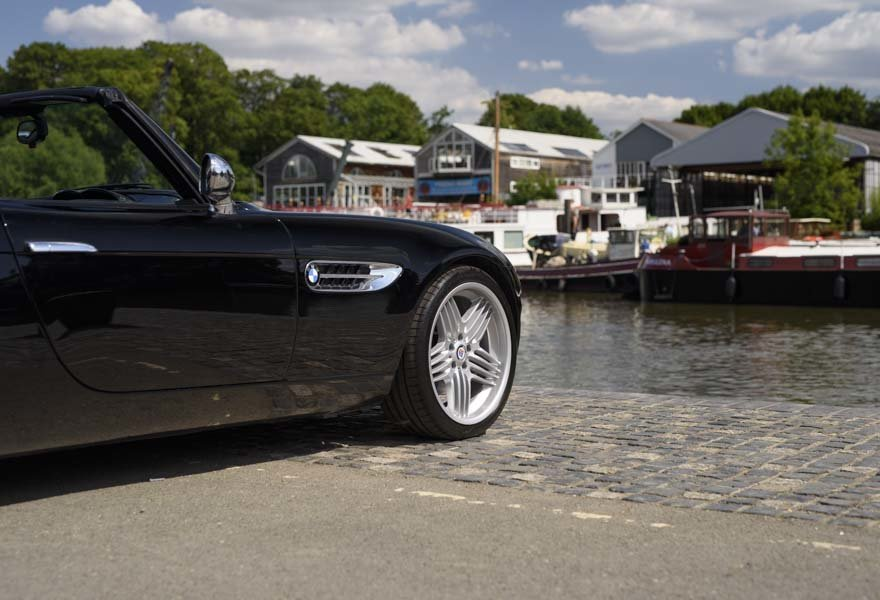 2001 BMW Z8 Roadster (LHD) For Sale In London  For Sale (picture 19 of 19)