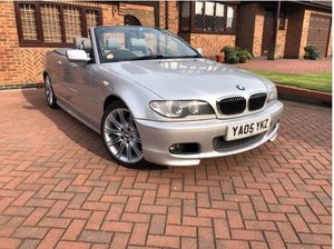 2005 M Sport 325ci For Sale