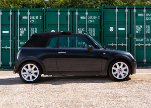 2005 BMW Mini Cooper Convertible For Sale by Auction