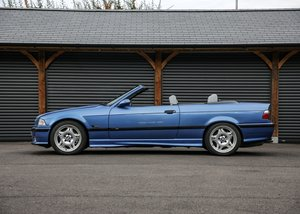 1996 BMW E36 M3 Evolution Convertible For Sale by Auction