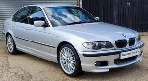 2005 Stunning E46 3 Series 325 M Sport Manual - Full BMW History