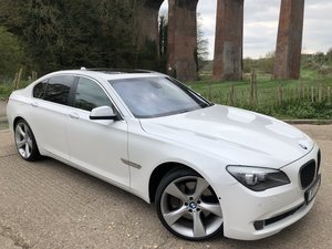 2009 BMW 750i V8 Twin Turbo  For Sale