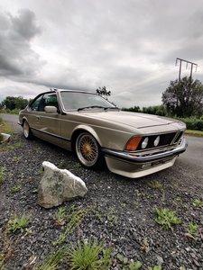 1983 BMW 635csi E24