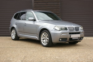 2008 BMW X3 2.5 SI M-Sport xDrive Automatic (65,608 miles) SOLD
