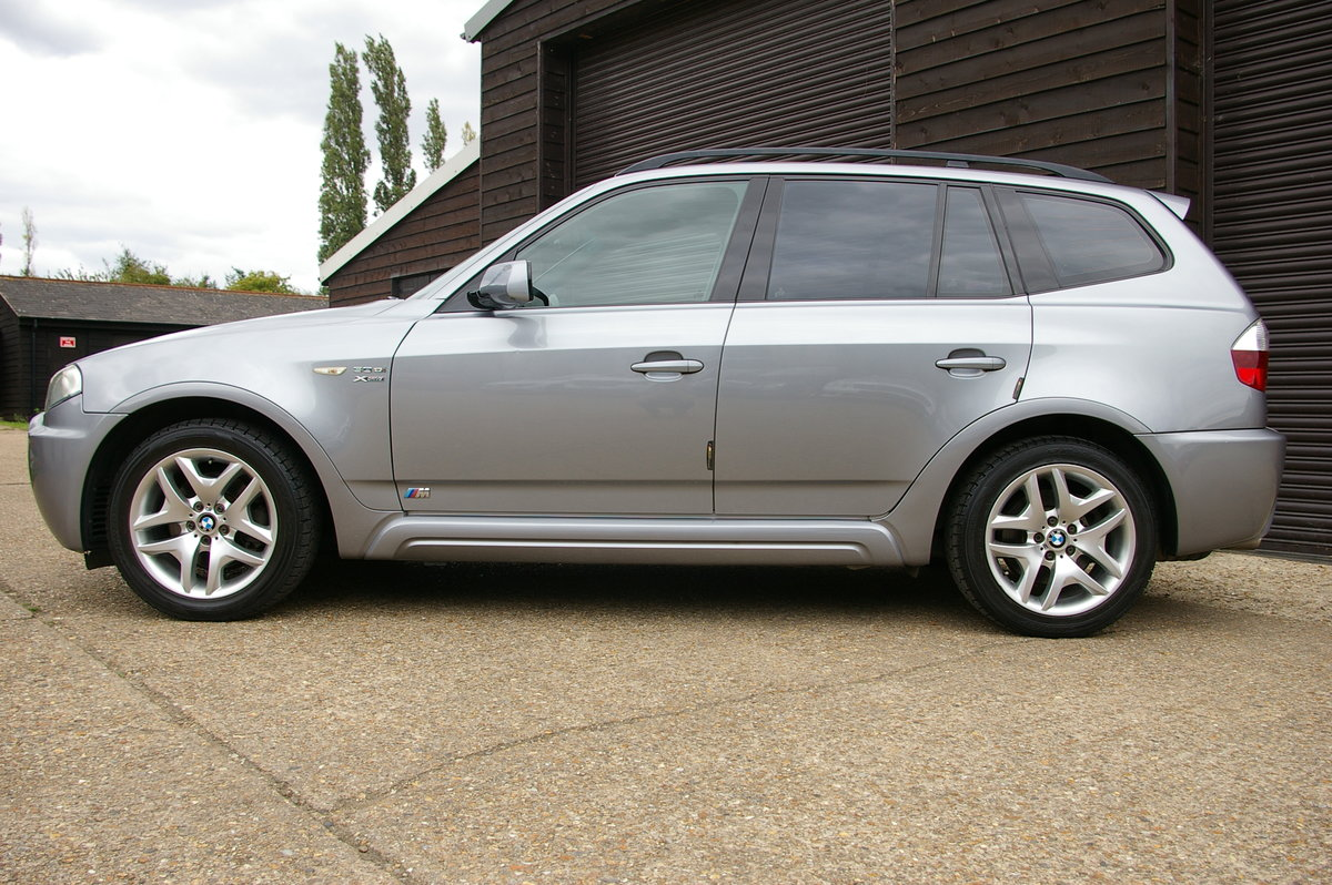 2008 BMW X3 2.5 SI M-Sport xDrive Automatic (65,608 miles) For Sale (picture 2 of 6)