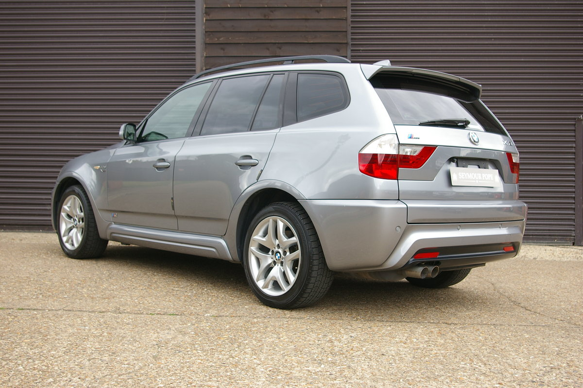 2008 BMW X3 2.5 SI M-Sport xDrive Automatic (65,608 miles) For Sale (picture 3 of 6)