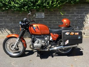 A 1977 BMW R75/7 - 05/10/2019 SOLD by Auction