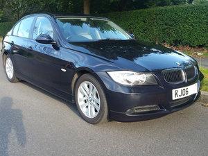 2006 BMW 3 series 2.0 320d se 4dr saloon manual For Sale