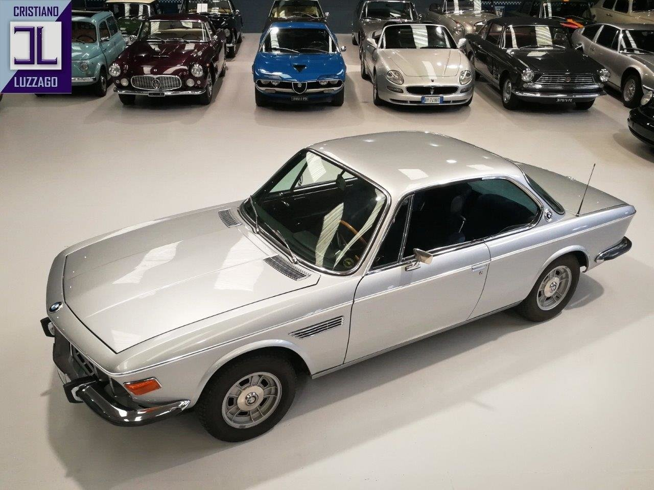 1971 BMW E9 2800 CS For Sale (picture 1 of 6)