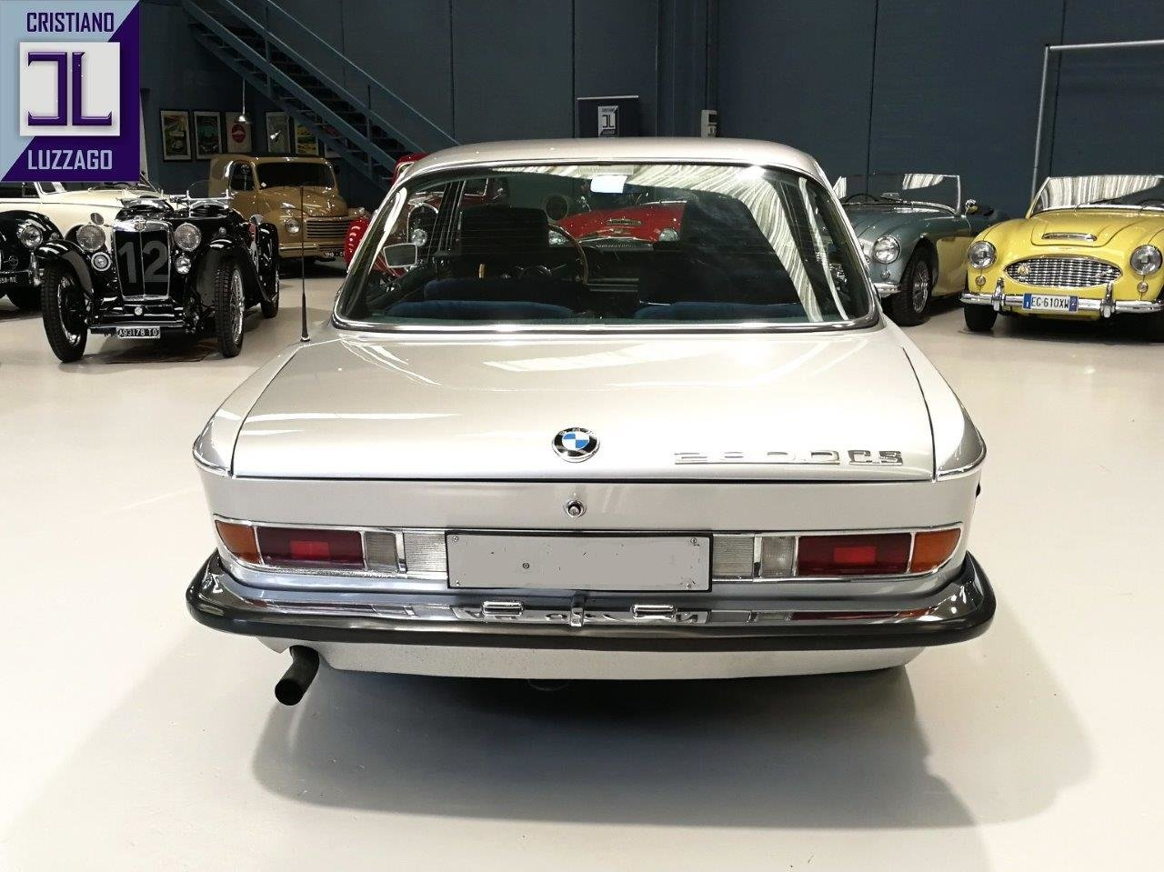 1971 BMW E9 2800 CS For Sale (picture 3 of 6)