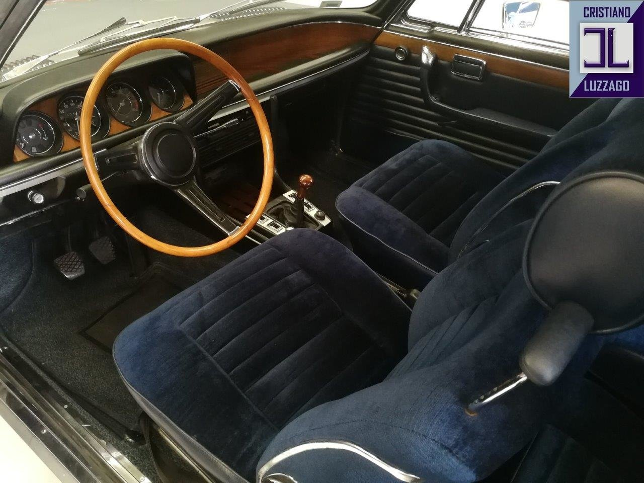 1971 BMW E9 2800 CS For Sale (picture 5 of 6)