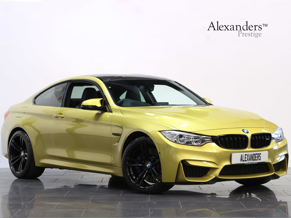 2015 15 65 BMW M4 3.0T DCT AUTO For Sale (picture 1 of 6)