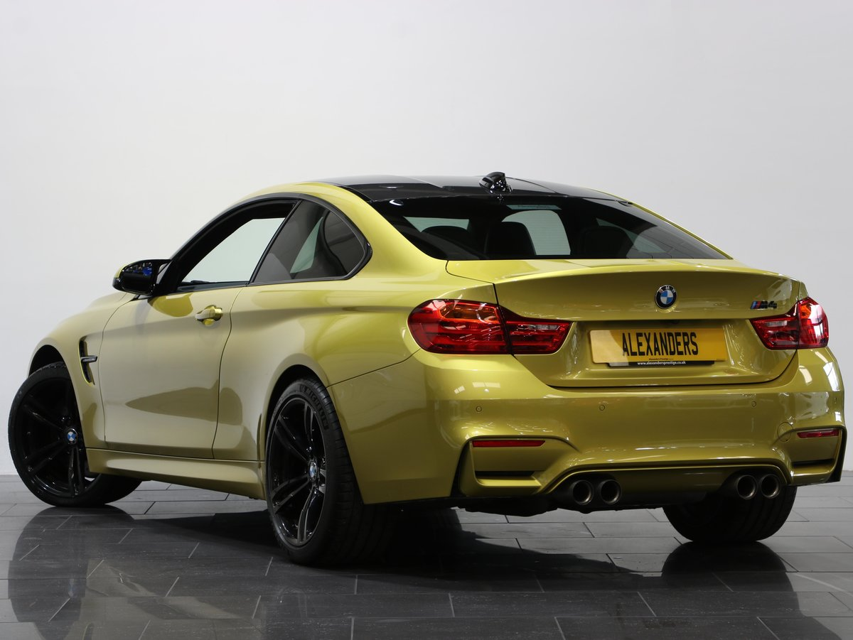 2015 15 65 BMW M4 3.0T DCT AUTO For Sale (picture 3 of 6)