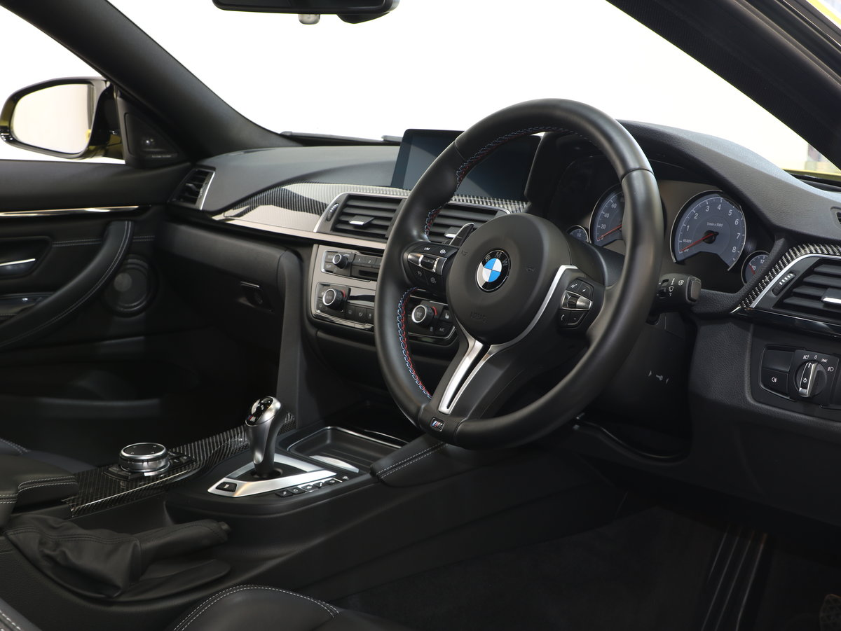 2015 15 65 BMW M4 3.0T DCT AUTO For Sale (picture 4 of 6)