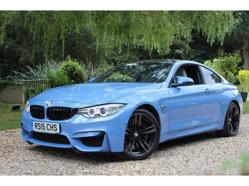 2015 BMW M4 3.0 BiTurbo DCT (s/s) 2dr HARMON KARDON, HEADS UP,CAR For Sale (picture 1 of 1)