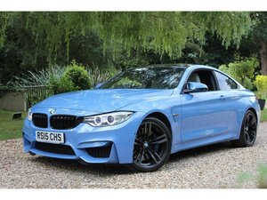 2015 BMW M4 3.0 BiTurbo DCT (s/s) 2dr HARMON KARDON, HEADS UP,CAR For Sale
