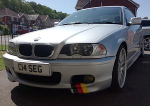 2001 E46 BMW 330ci Sport Auto FSH Long MOT For Sale