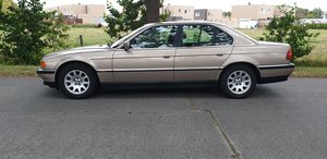 2000 BMW 7.30 diesel, left-hand-drive, mint condition ! For Sale