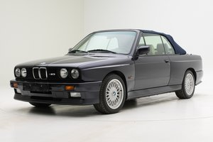 Bmw M3 E30 cabrio 1992 For Sale by Auction