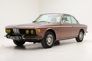BMW 3.0CS E9 1972 For Sale by Auction