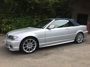2005 BMW E46 318 Ci M Sport Convertible For Sale