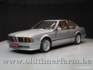 1984 BMW M635 Csi '84 For Sale