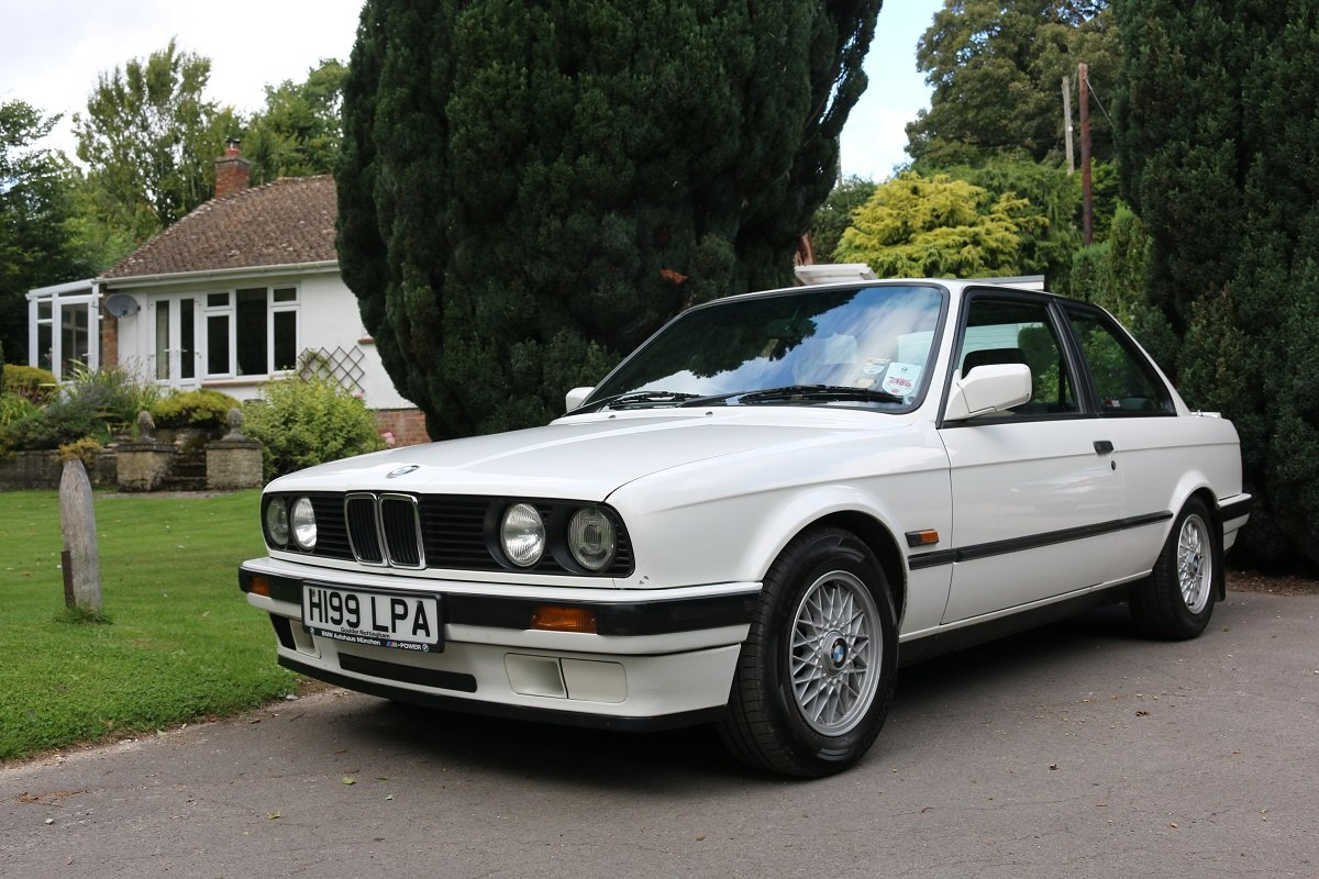 1991 E30 Bmw 318is For Sale Car And Classic