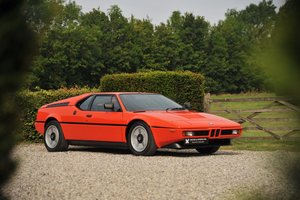 BMW M1 (1980) - P.O.R. For Sale