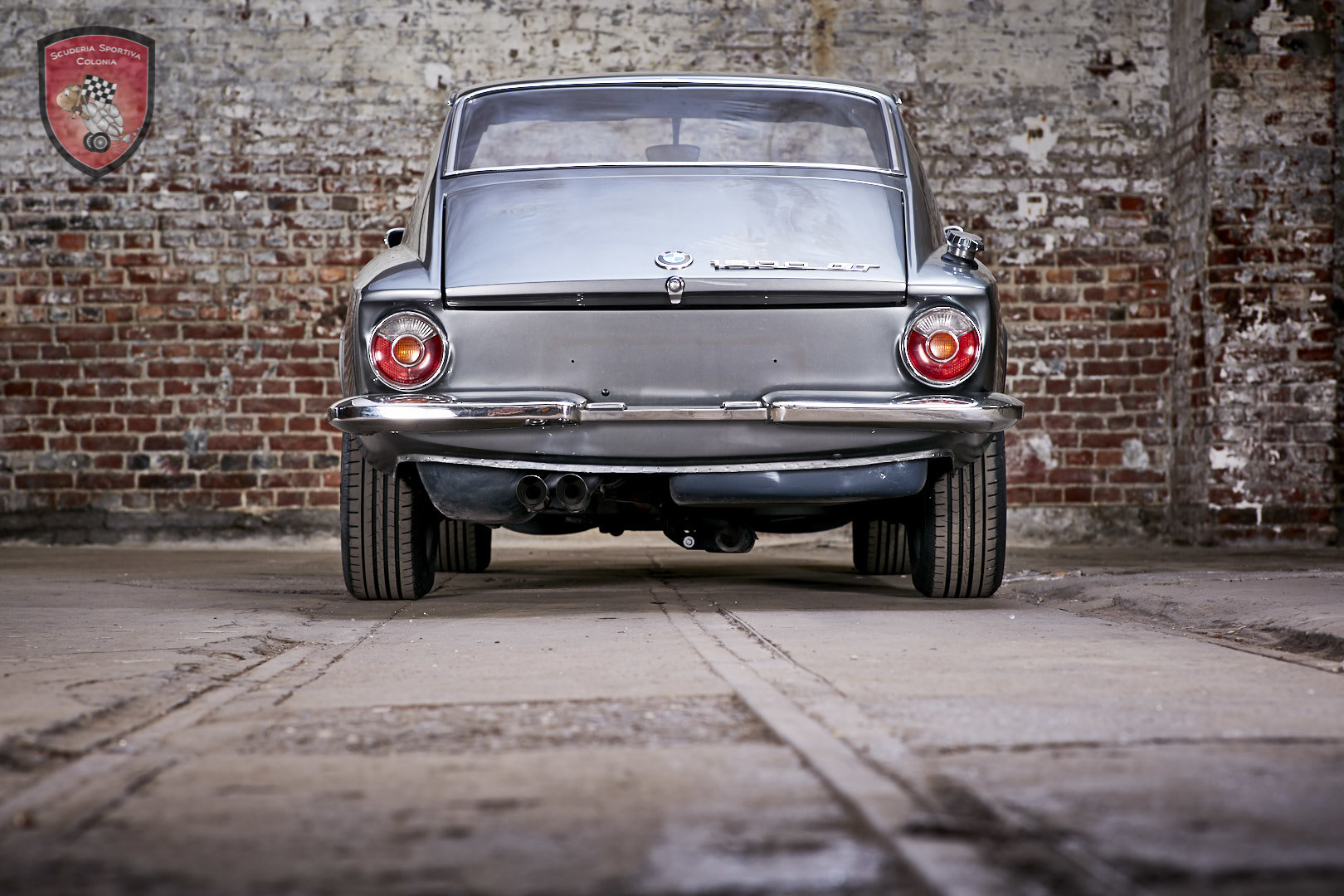 1968 BMW 1600 GT for sale  For Sale (picture 4 of 6)