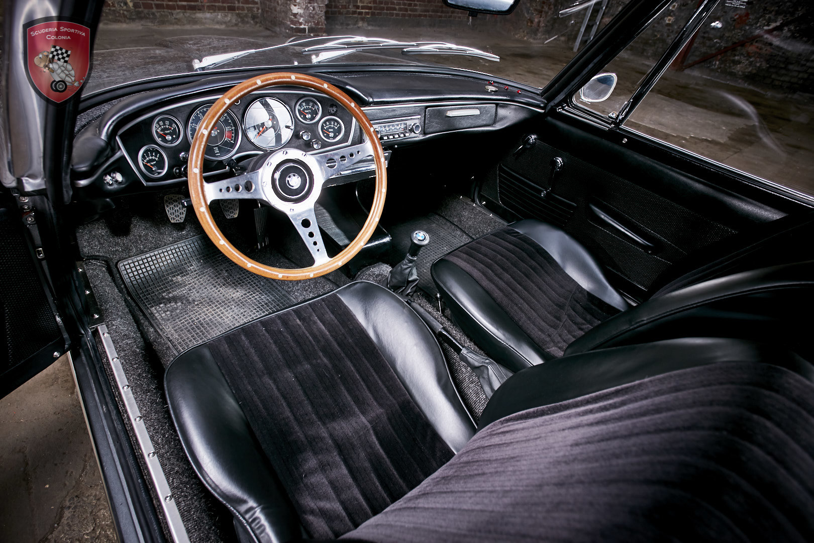 1968 BMW 1600 GT for sale  For Sale (picture 5 of 6)