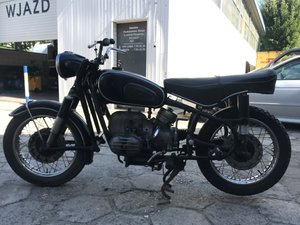 1957 barn find BMW R50/2
