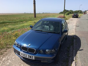 2002 BMW 325 TI Compact SE Trim Manual and Low Miles