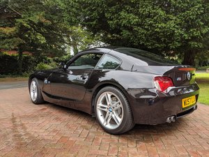 2007 BMW Z4 M Coupe - old school straight six muscle For Sale